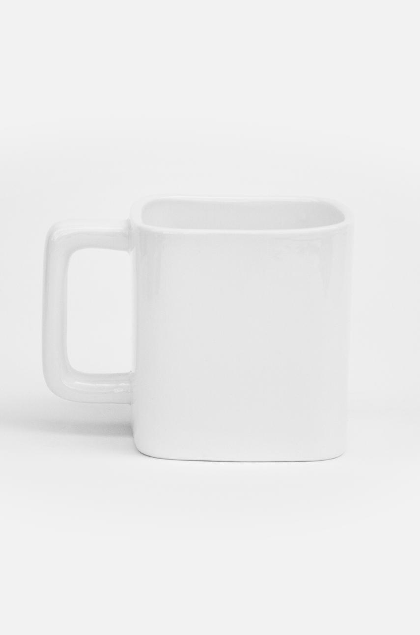 Printing on a square mug