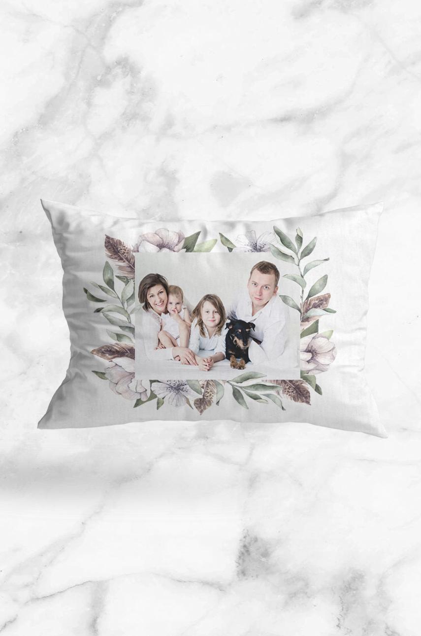 Printing on pillow (30 x 50 cm)